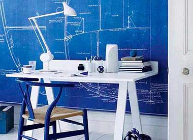 werkruimte of kantoor aan huis